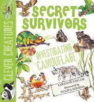 Secret Survivors - Clever Creatures (Paperback)