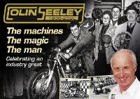 Colin Seeley: The machines The magic The man (Paperback)