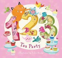 123 Tea Party (Board book)