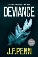 Deviance: Large Print Edition - London Crime Thriller Large Print 3 (Paperback)