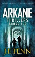 Arkane Thriller Boxset 2: One Day in Budapest, Day of the Vikings, Gates of Hell (Paperback)
