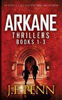 Arkane Thriller Boxset 1: Stone of Fire, Crypt of Bone, Ark of Blood - Arkane Boxset 1 (Paperback)