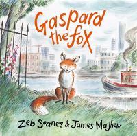 Gaspard The Fox (Hardback)