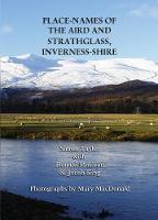Place-Names of the Aird and Strathglass, Inverness-Shire (Paperback)