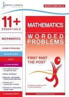 11+ Essentials Mathematics: Worded Problems Book 3