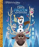 A Treasure Cove Story - Olaf's Frozen Adventure (Hardback)