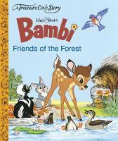 A Treasure Cove Story - Bambi - Friends of the Forest (Hardback)