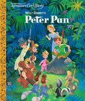 A Treasure Cove Story - Peter Pan (Hardback)