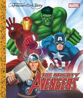 A Treasure Cove Story - The Mighty Avengers (Hardback)