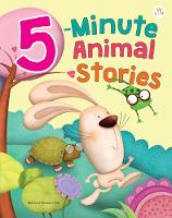 5 Minute Animal Stories - 5 Minute Stories 1 (Hardback)