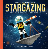 Professor Astro Cat's Stargazing - Professor Astro Cat (Hardback)