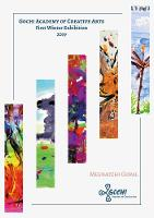 Gochi Academy of Creative Arts - First Winter Exhibition 2019 2019 (Paperback)