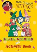 Witches Colouring and Activity Book