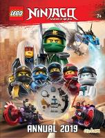 Lego Ninjago Annual 2019