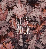 Guest Book, Visitors Book, Guests Comments, Holiday Home, Beach House Guest Book, Comments Book, Nautical Guest Book, Bed & Breakfast, Retreat Centres, Visitor Book, Vacation Home Guest Book, Family Holiday Guest Book (Hardback)