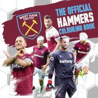 The Official Hammers Colouring Book