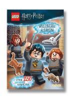 Lego - Harry Potter - Sticker Scene Book (Paperback)