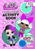 LOL Surprise! Press-Out & Play Activity Book (Paperback)