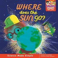 Where does the sun go? - TechTots (TM) Science (Hardback)