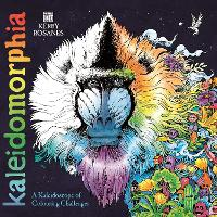 Kaleidomorphia: A Kaleidoscope of Colouring by Kerby Rosanes (Paperback)
