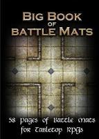 Big Book of Battle Mats (Paperback)