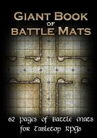 Giant Book of Battle Mats (Paperback)