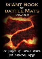Giant Book of Battle Mats Volume 2 (Paperback)