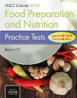 WJEC Eduqas GCSE Food Preparation and Nutrition: Practice Tests (Paperback)