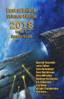 Best of British Science Fiction 2018 (Hardback)