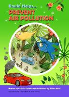 Paula Helps Prevent Air Pollution (Paperback)