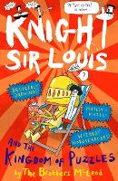 Knight Sir Louis and the Kingdom of Puzzles: An Interactive Adventure Story for Kids aged 6+ (Paperback)