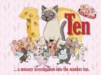 Dice Mice Ten - Dice Mice (Paperback)