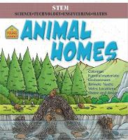 Animal Homes - Young Architect (Paperback)