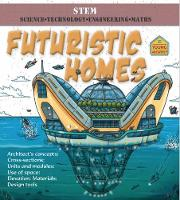 Futuristic Homes - Young Architect (Paperback)