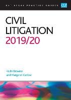 Civil Litigation 2019/2020