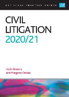 Civil Litigation 2020/2021