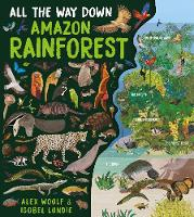 All The Way Down: Amazon Rainforest - All The Way Down (Hardback)