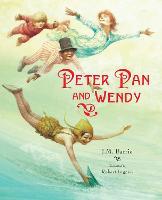 Peter Pan and Wendy (Hardback)