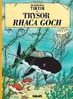 Tintin: Trysor Rhaca Goch (Paperback)