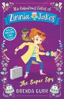 The Super Spy: The Fabulous Cakes of Zinnia Jakes - The Fabulous Cakes of Zinnia Jakes 3 (Paperback)