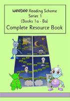 Complete Resource Book (Books 1a-8a): weebee Reading Scheme - Series 1 (Paperback)