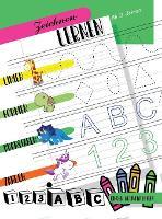 Zeichnen lernen Linien Formen Buchstaben Zahlen
