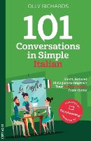 101 Conversations in Simple Italian (Paperback)