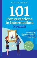 101 Conversations in Intermediate French (Paperback)