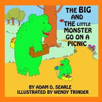 The Big And The Little Monster Go On A Picnic
