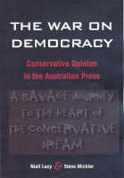 The War on Democracy (Paperback)