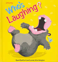 Who's Laughing?: Little Hare Books - Lift-the-flap Book (Hardback)