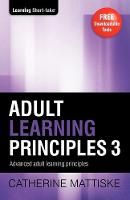 Adult Learning Principles 3 (Paperback)