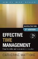 Effective Time Management (Paperback)