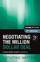 Negotiating the Million Dollar Deal (Paperback)